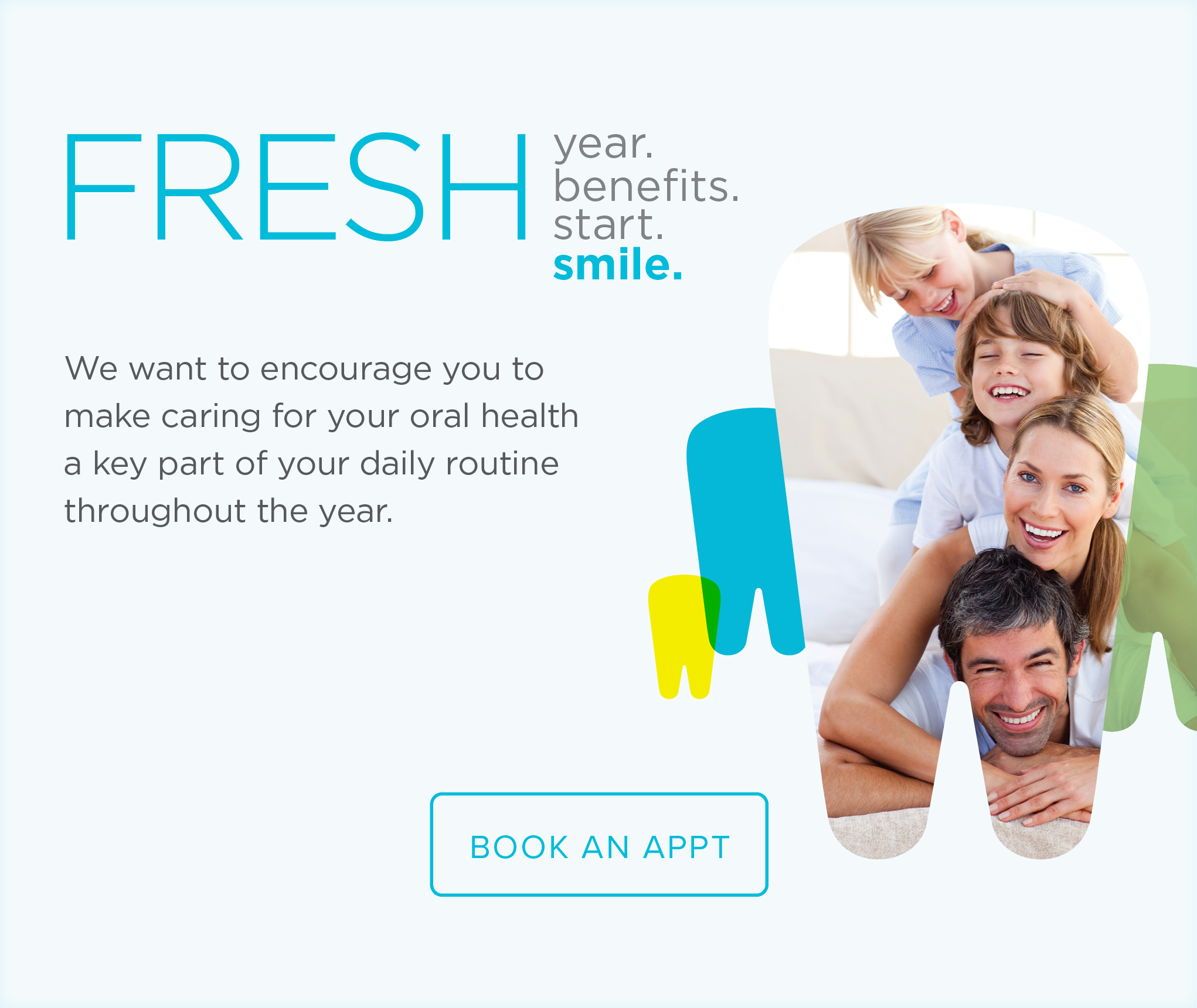 Arden  Modern Dentistry - Make the Most of Your Benefits